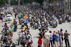Barcelona, Harley-Davidson capital - vilaweb.cat, 03.07.15
