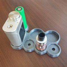 Smok Alien AL85 Vape Stand 24.5mm Attys 32mm Bottles & Battery