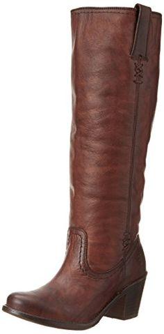 FRYE Women's Carmen X Stitch Short Boot,Walnut,9 M US - http://womenswinterboots.asiaparent.com/frye-womens-carmen-x-stitch-short-bootwalnut9-m-us/