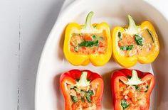 Recipe: Breakfast Stuffed Peppers