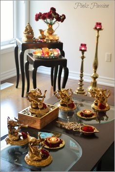 Deepavalli, Diwali, Diwali Décor, Diwali Inspiration, Diwali vignette, Home decor, Indian Decor, Indian Inspired Decor, Indian style living room, Room Tour, traditional indian décor