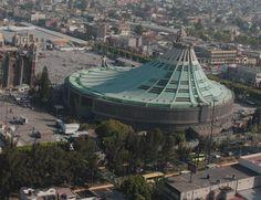 Basilica de Guadalupe. Arq. Pedro Ramirez Vazquez
