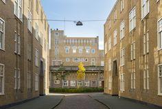 Rehabilitation of Netherlands Complex Wins World Monuments Fund/Knoll Modernism Prize 2016,© Molenaar & Co. architecten/Bas Kooij