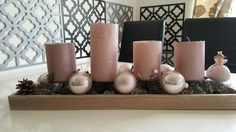 Floating Shelves, Candle Holders, Candles, Home Decor, Homemade Home Decor, Wall Storage Shelves, Candy, Interior Design, Wall Shelves