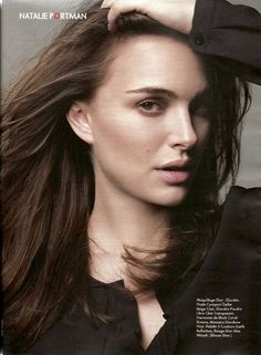 Natalie Portman by Photographer Mark Seliger