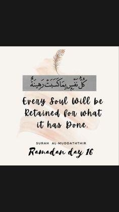 Quran Quotes Love, Faith Quotes, Allah, Ramadan Day, Islamic Phrases, Islam Facts, Islamic Architecture, Quran Verses, Mecca