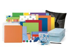 Check out this new scrapbook set!  Only $212 to help you get started on a major project.