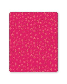 Cute Quirky Pattern Mouse Pad