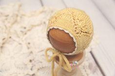 Knitting Pattern, Knit PDF Pattern,  Newborn Hat Pattern, PHOTO shoot prop,  Knit, Tutorial, PDF, Newborn hat, Blossom Bonnet by CreamoftheProp on Etsy Finger Weights, Baby Knitting Patterns, Photography Props, Photo Shoot, Winter Hats, Crochet Hats, Pdf, Etsy, Things To Sell
