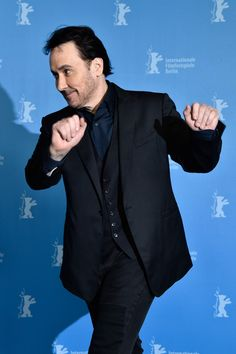John Cusack attends the 'Chi-Raq' photo call during the 66th Berlinale International Film Festival Berlin at Grand Hyatt Hotel on February 16, 2016 in Berlin, Germany