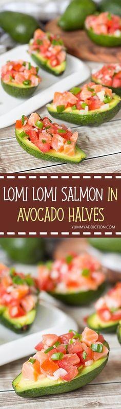 Lomi Lomi Salmon is a famous Hawaiian dish served alongside roasted meats or…