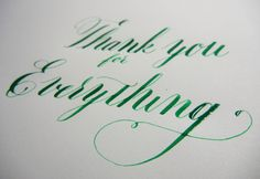 Ah, the glistening of ink on a page. There's just something cheerful about using green ink on a snowy day like today. Carolingian, Calligraphy, Lettering, Ink, Green, India Ink, Calligraphy Art, Letters, Texting