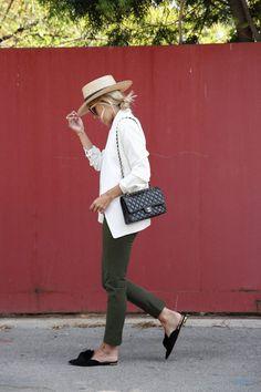 Damsel in Dior looki