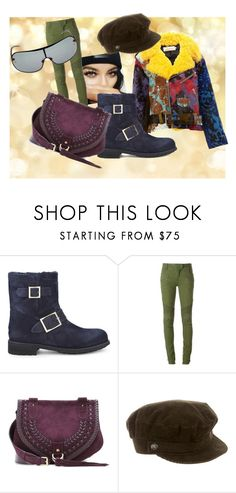 """""""Dragu"""" by oudanne on Polyvore featuring Jimmy Choo, Balmain, See by Chloé, Burberry and Dolce&Gabbana"""
