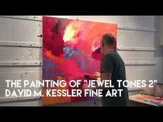 """""""Studio Materials: Paint That I Use"""" by David M. Kessler - YouTube"""