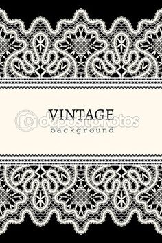 Old lace background Royalty Free Vector Image - VectorStock , Paper Lace Doilies, Lace Fabric, Bruges Lace, Romanian Lace, Lace Invitations, Lace Background, Floral Pattern Vector, Bobbin Lace Patterns, Paper Ornaments