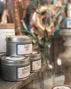 Why pick just one when you can have all three? #treatyoself #southernfireflycandle #shopsmall #shopnashville #sundayfunday