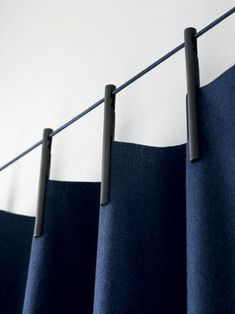 Ready Made Curtain by Ronan and Erwan Bourroullec for Kvadrat | Design | Wallpaper* Magazine: design, interiors, architecture, fashion, art