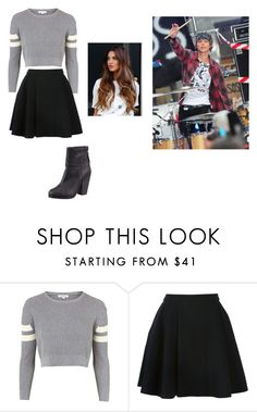 """You visit him in one of his concerts - Ashton"" by lukehemmings-5sos-cx on Polyvore featuring Topshop, Avelon and rag & bone"