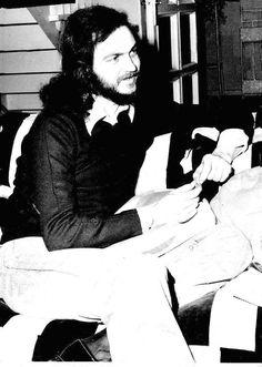 Camilo Sesto año 75, con su barba de Jesucristo Superstar