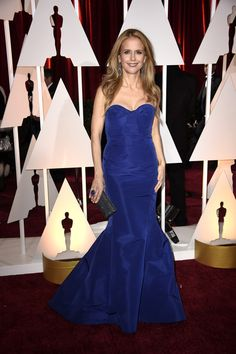 Actress Kelly Preston attends the 87th Annual Academy Awards at Hollywood & Highland Center on February 22, 2015 in Hollywood, California.