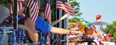 Spending Independence Day on the #OBX? Check out these events.