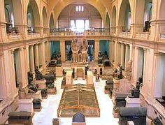 The Egyptian Museum | المتحف المصري in Tahrir Square, القاهرة