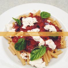 Weeknight Meal Recipe: Pasta Arrabiata » Curbly | DIY Design Community