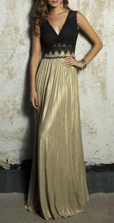 Lara Fall Goddess Dress