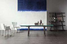 Design by Alain Gilles for the Tracks table _ Bonaldo