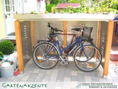 """Explore our web site for even more information on """"fire pit diy metal"""". It is actually a superb location to read more. Outdoor Bike Storage, Bicycle Storage, Under Deck Storage, Shed Storage, Garage Velo, Outdoor Bar Furniture, Fire Pit Video, Farmhouse Sheds, Bike Shelter"""