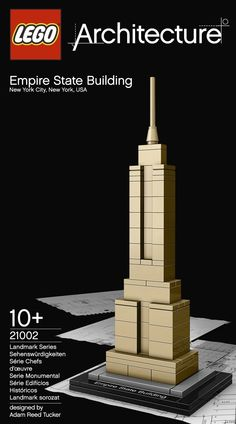 LEGO Architecture Empire State Building Review