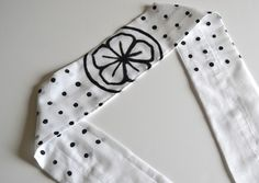 DIY Karate Kid Headband (Pattern included)