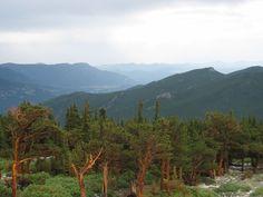 Mount Evans, CO