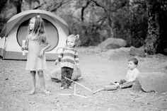 Camping  June 28, 2014  Leica M7  And playing with the stomp rocket.