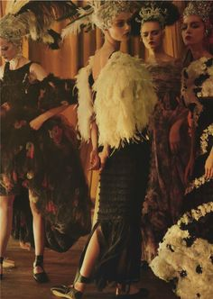 Dancing With the Stars photographed by Annie Leibovitz for US Vogue Fashion Photography Inspiration, Editorial Photography, Style Inspiration, Burlesque, Tilda Lindstam, Annie Leibovitz Photography, Frida Gustavsson, Vogue Us, Frou Frou