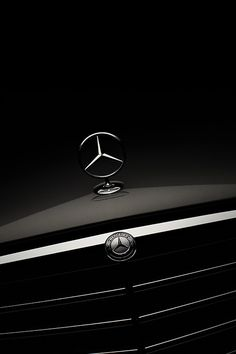 """1lifeinspired: """"Mercedes Benz """" Colors ~ Black and Silver"""