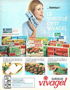 Advertising Advertising 114 1964 Vivagel Frozen | eBay