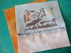 Focus on Finishing Cross Stitch finishing blog