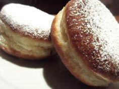 Olga's cuisine...και καλή σας όρεξη!!!: Krapfen(Γερμανικά γεμιστά ντόνατς)