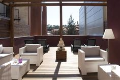 Probably, our most zen apartment: The Dream Home II apartment in Up to 6 people Barcelona Apartment, Outdoor Furniture Sets, Outdoor Decor, Terrace Garden, Terraces, Zen, Gardens, Patio, Stylish