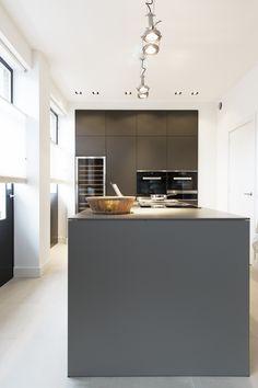 Interieurontwerp & lichtadvies renovatie appartement Amsterdam Oud Zuid Apollolaan door Studio Nest #bulthaup