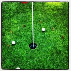 Putting Tips.  No More 3 Putts.