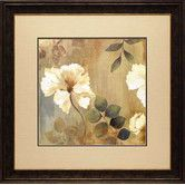 Found it at Wayfair - 'Golden Space I' by Asia Jensen Framed Painting Print