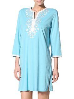 Oscar de la Renta Women's Luxe Jersey Tunic at MYHABIT