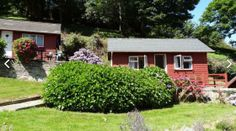 Little Orchard Village Self Catering Chalets, St Agnes, Cornwall, Self Catering England.