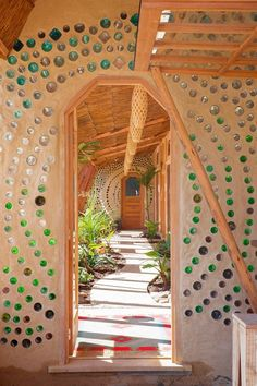 The Earth Ship Experience – Sustainable Design and Architecture Japanese Architecture, Sustainable Architecture, Sustainable Design, Sustainable Houses, Natural Architecture, Pavilion Architecture, Green Architecture, Building Architecture, Classical Architecture