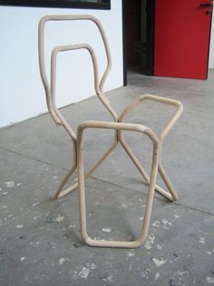 No. 7 (nube) chair Tomas Alonso