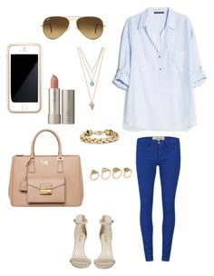 Errands by jbanna on Polyvore featuring polyvore, fashion, style, MANGO, Brave Soul, Prada, With Love From CA, BCBGMAXAZRIA, ALDO, Squair, Ray-Ban and Ilia