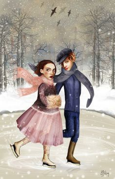 ice skating#Repin By:Pinterest++ for iPad#